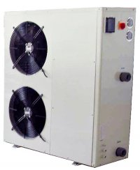 Commercial Heat Cycling Air Source Heat Pump PW100-KFX(L)R